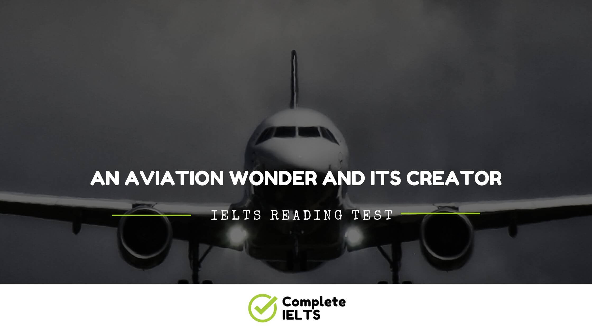 An Aviation Wonder And Its Creator