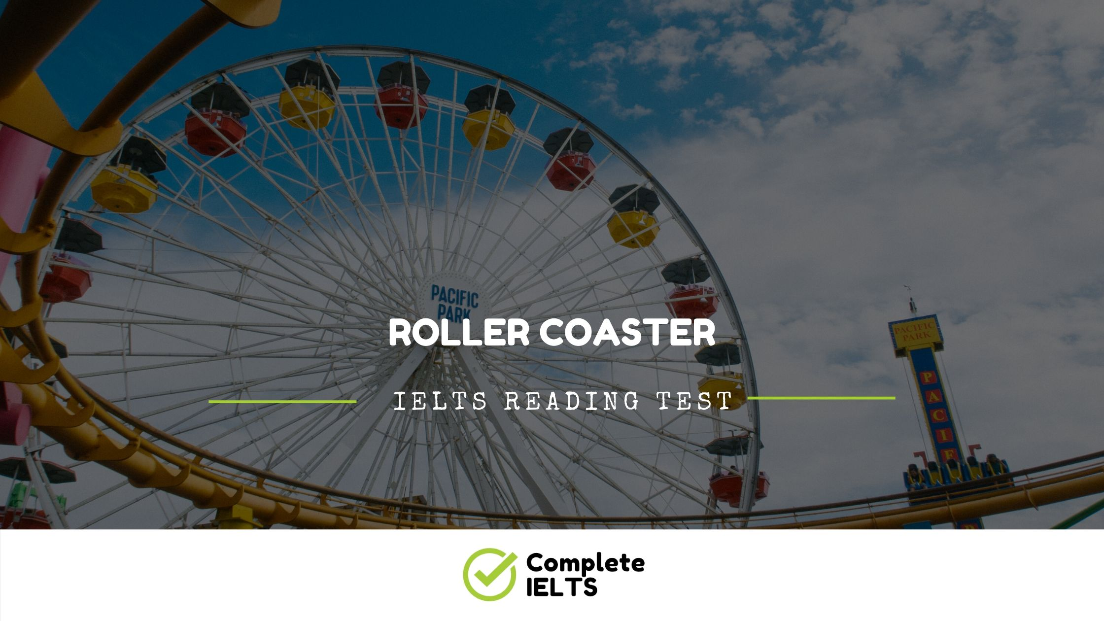Roller coaster | IELTS Academic Reading Sample Question