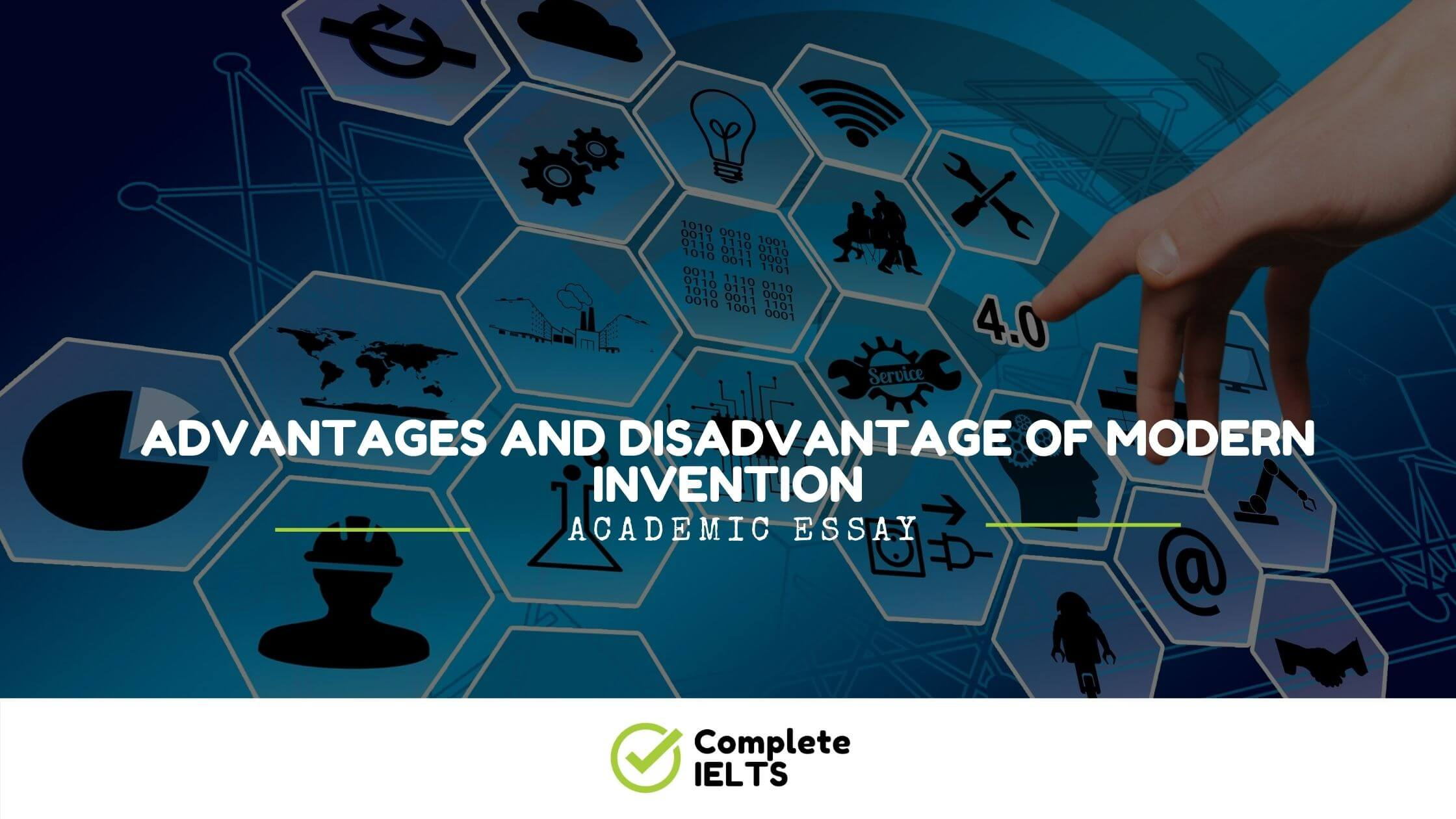 Advantages and disadvantage of modern Invention Essay